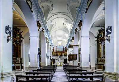 Photograph - Chiesa S. Nicola Di Bari by Randy Scherkenbach