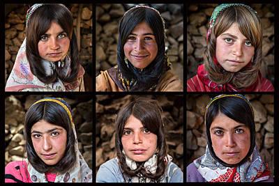 Series Photograph - Chignon by Mohammadreza Momeni