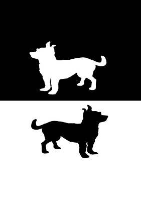 Chihuahua Digital Art - Chihuahuas by Mordax Furittus