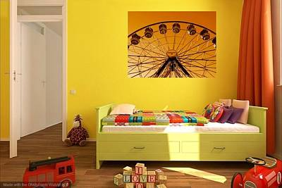 Photograph - Child Room 1 by Patricia Strand
