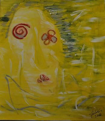 Painter Mixed Media - Childhood Memories  by Carmen Kolcsar