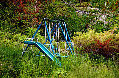 Photograph - Childhood Memories by Debbie Oppermann