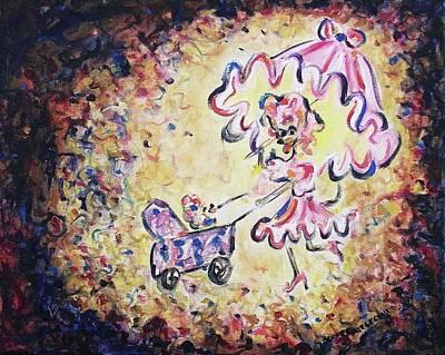 Childhood Memory Art Print