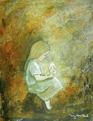 Painting - Childhood Wishes by Terry Honstead