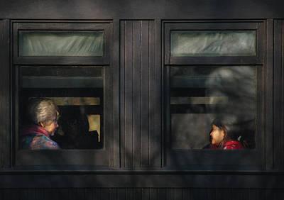 Children - Generations Art Print by Mike Savad
