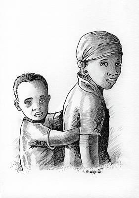 Children Original by Anthony Mwangi