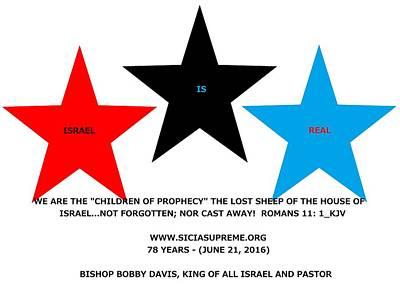 Starz Digital Art - Children Of Prophecy by Blue Doves