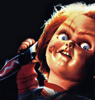 Childs Play 1988 Art Print