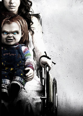 Childs Play 6 Curse Of Chucky 2013 Art Print