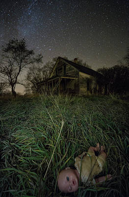Doll Photograph - Child's Play  by Aaron J Groen