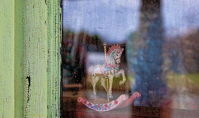 Photograph - Child's Toy by Gary Shepard