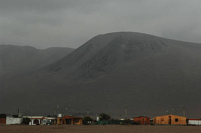 Photograph - Chilean Village In Atacama Desert by William Kimble