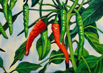 Chili  Original by Kenneth Cobb