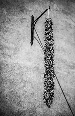 Southwest Photograph - Chili Peppers by Marilyn Hunt