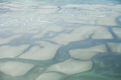 Chilkat River Patterns Art Print