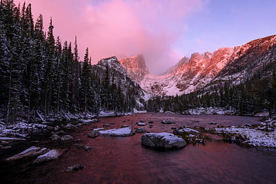 Rocky Mountain Photograph - Chill by Chad Dutson
