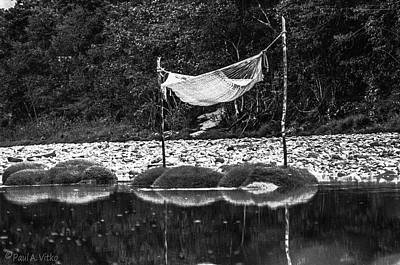 Photograph - Chillin' On A Venezuelian River One.... by Paul Vitko