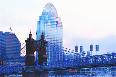Photograph - Chilly Cincy by Pixabay