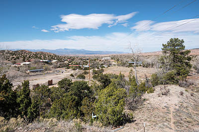 Photograph - Chimayo And The High Road To Taos by Tom Cochran