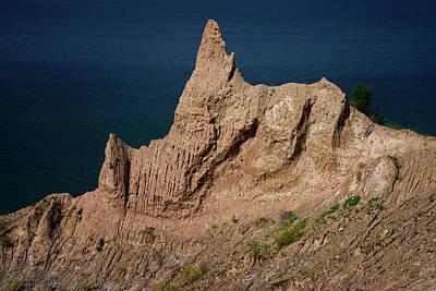 Photograph - Chimney Bluffs by Carol Eade