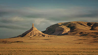 Photograph - Chimney Rock #2 by Susan Rissi Tregoning