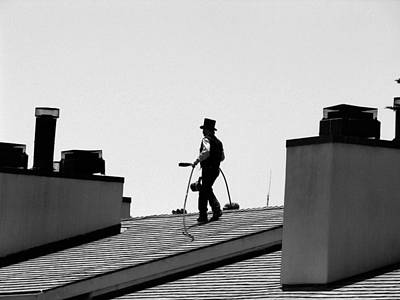 Photograph - Chimney Sweep by Helen Haw