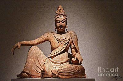 Photograph - China Antiquities #10 by Saundra Myles