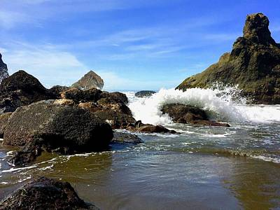 Photograph - China Beach by Brian Eberly