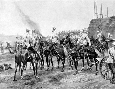 Boxer Rebellion Photograph - China: Boxer Rebellion by Granger