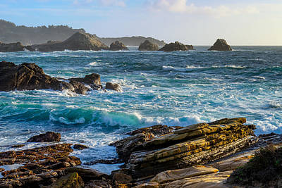 Photograph - China Cove by Derek Dean
