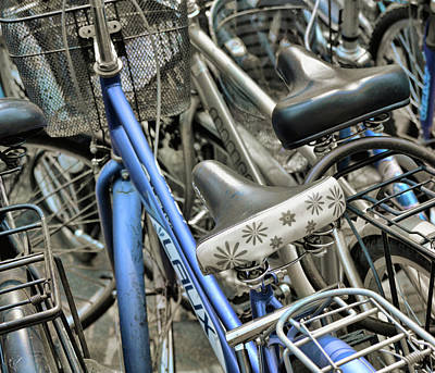 Photograph - China Cycles by JAMART Photography