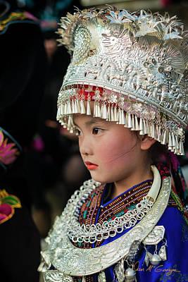 Photograph - China  Doll by Dan McGeorge