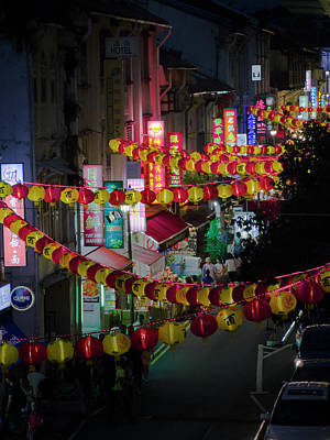 Photograph - China Town by Andrew Kow