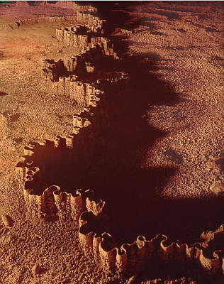 Photograph - 214905-china Wall Formation  by Ed  Cooper Photography