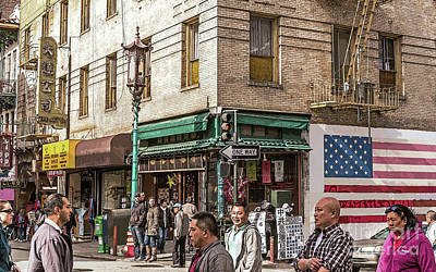 Photograph - Chinatown by Kate Brown