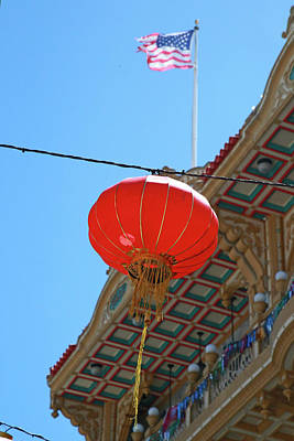 Photograph - Chinatown U.s.a. by Shoal Hollingsworth