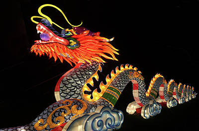 Photograph - Chinese Dragon by Erik Tanghe