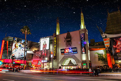 Photograph - Chinese Theatre by Robert Hebert