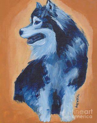 Painting - Chinook by Patricia Cleasby