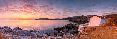 Agios Isidoros Photograph - chios 'I by Milan Gonda