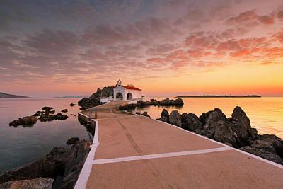 Agios Isidoros Photograph - chios 'XIX by Milan Gonda