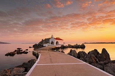 Agios Isidoros Photograph - chios 'XX by Milan Gonda