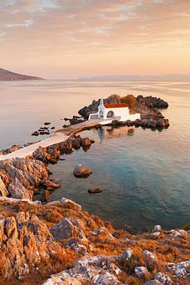 Agios Isidoros Photograph - chios 'XXXiX by Milan Gonda