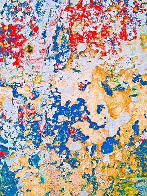 Photograph - Chipped Wall 4 by Derek Selander
