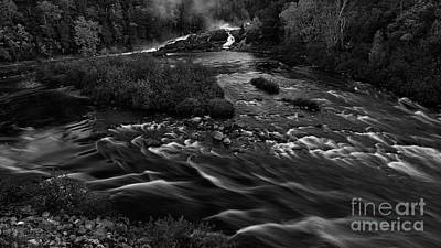 Photograph - Chippewa Falls by Joshua McCullough