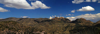 Photograph - Chiricahua National Monument Panorama 3 by Mary Bedy
