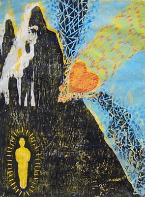 Chisel Art Print