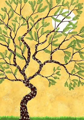 Painting - Chitvarya by Sumit Mehndiratta