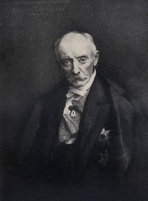 Chlodwig Karl Viktor Print by Vintage Design Pics