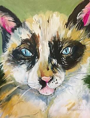 Painting - Chloe by Kim Heil
